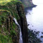 Kilt Rock auf der Isle of Skye - Schottland Rundreise