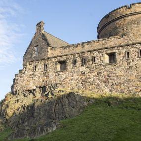 Edinburgh Schloß - Schottland Rundreise