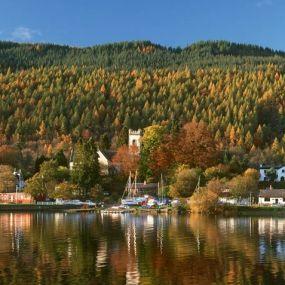 Schottland im Herbst - Schottland Rundreise