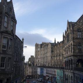 Die Reise beginnt in Edinburgh - Schottland Rundreise
