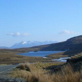 Die kargen aber atemberaubenden Landschaften des Nordens
