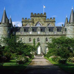 Schlösser und Burgen erleben - Schottland Rundreise