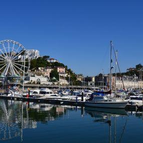 Torquay - die 'Englische Riviera'