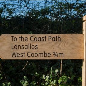 Wanderung entlang des South West Coast Path