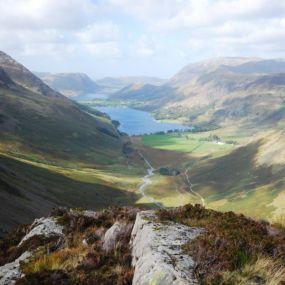 Für jeden Wanderer ein Traum! - Lake District Nationalpark