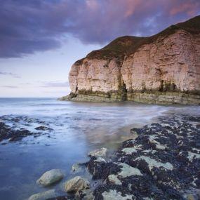 Die Thornwick Bay, Yorkshire