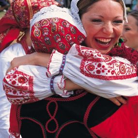 Erleben Sie walisische Traditionen hautnah