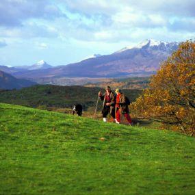 Snowdonia Wanderurlaub