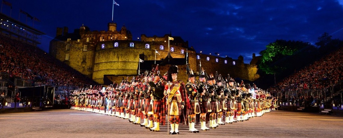 The Royal Edinburgh Military Tattoo 2017