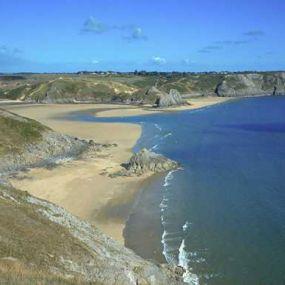 Traumhafte Küsten prägen die Landschaften von Devon & Cornwall