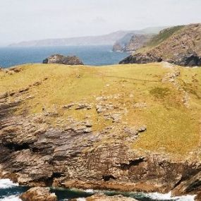 Tintagel Coast - einer der schönsten Strände im Südwesten