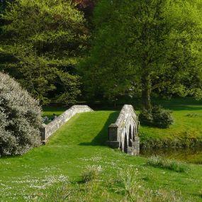 Ein Spaziergang im Stourhead Garden  - Gartenreise England