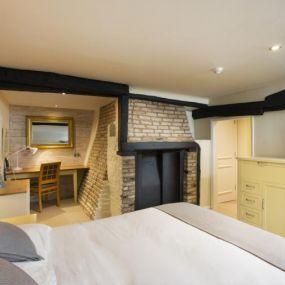 Ein klassisches Doppelzimmer im Landgasthof