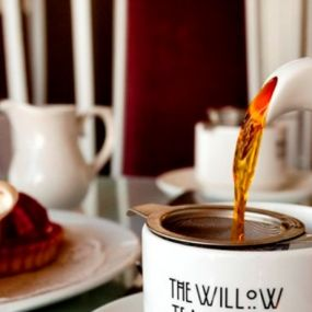 Zeit für einen leckeren Cream Tea...