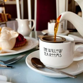 Zeit für einen Afternoon-Tea