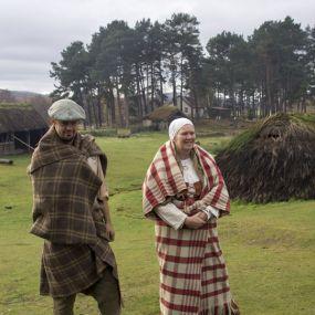 Treffen Sie auf lustige Gesellen  - Schottland Rundreise