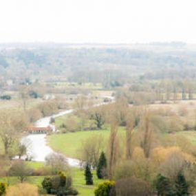Das Umland von Salisbury