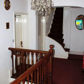 Ein Haus im typisch englischen Stil