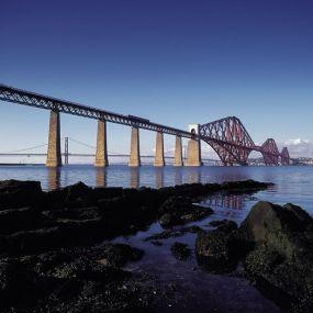 Auf den Weg nach Edinburgh