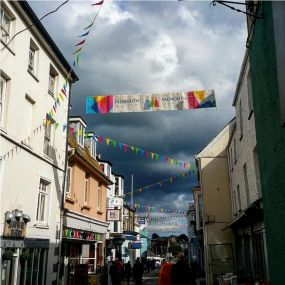 Falmouth in Cornwall