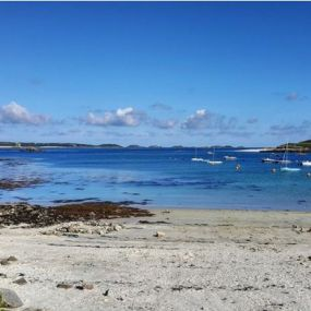 Die Scilly Islands