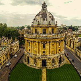 Die Altstadt Oxfords