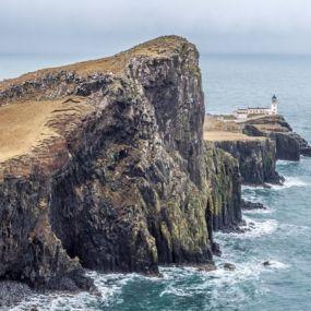 Wo der Atlantik auf raue Küsten trifft