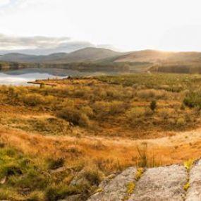 Eine Fahrt in das ursprüngliche Schottland