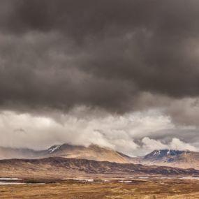 Karge Landschaften prägen das Bild Schottlands