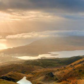Verlängern Sie Ihren Aufenthalt in Schottland