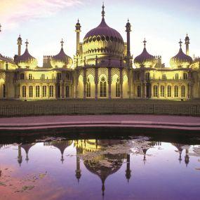 Royal Pavilion in Brighton - der Märchenpalast im orientalischen Stil.