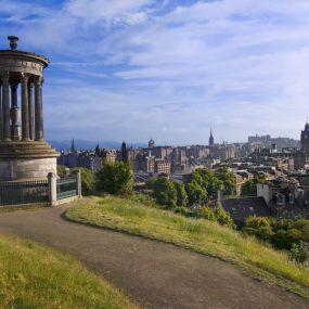 Entdecken Sie die Edinburgh Altstadt!
